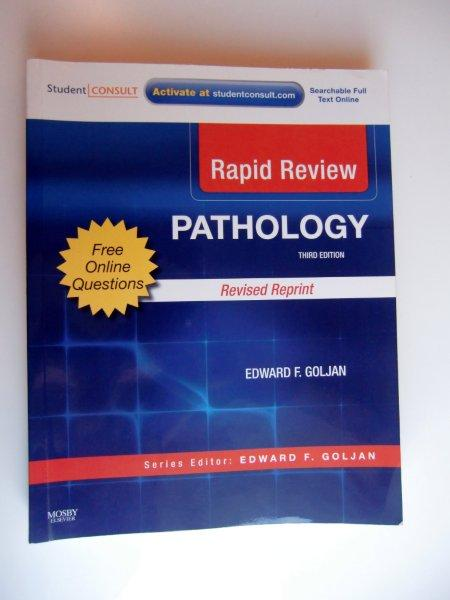 rapid review pathology by goljan pdf