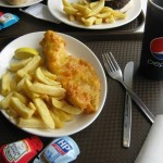 Very british - Fish and Chips
