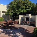 Unsere Braai-Stelle – International Students Lodge