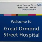 Welcome to Great Ormond Street Hospital for Children in London