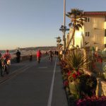 Der Ocean Front Walk am Mission Beach