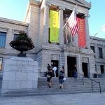 Das Museum of Fine Arts in Boston