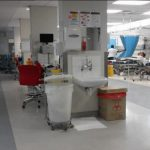 Emergency Room im New Somerset Hospital in Kapstadt