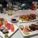 Sushi im Willoughby & Co in der Victoria & Alfred Waterfront in Kapstadt