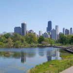 Der Lincoln Park in Chicago