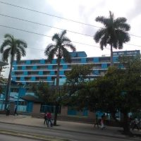Das Hospital William Soler in Havanna