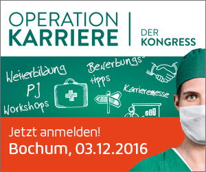 Nachwuchskongress Operation Karriere in Bochum 2016