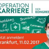 "Nachwuchskongress ""Operation Karriere"" in Frankfurt am Main 2017"