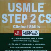 Das Buch - First Aid for the USMLE Step2 CS
