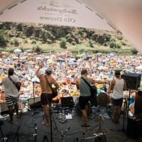 Ein unglaubliches Erlebnis - Up the Creek River Music Festival in Cape Town
