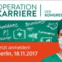 Nachwuchskongress Operation Karriere in Berlin 2017