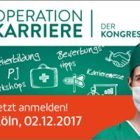 Nachwuchskongress Operation Karriere 2017 in Köln
