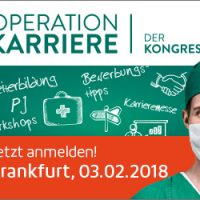 Kongress Operation Karriere - Frankfurt am Main 2018