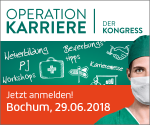 Nachwuchskongress Operation Karriere in Bochum 2018