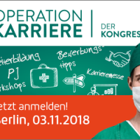 Kongress Operation Karriere Berlin 2018