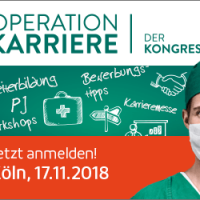 Nachwuchskongress Operation Karriere 2018 in Köln